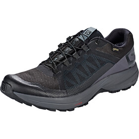 Salomon XA Elevate GTX Kengät Miehet, black/ebony/black